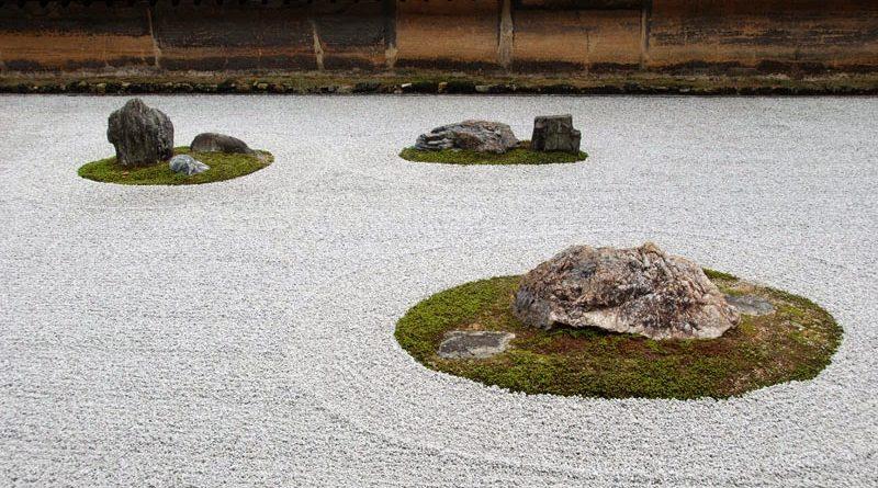 Lastratto assoluto dei giardini di pietra - Dritte di viaggio