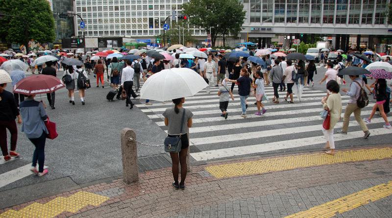 Il caos ordinato della folla di Shibuya