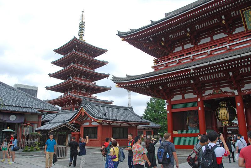 Tokyo, 3 giorni