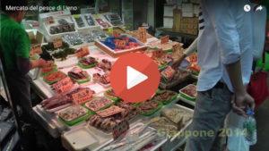 video sul mercato di ueno