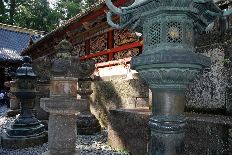tempio a nikko