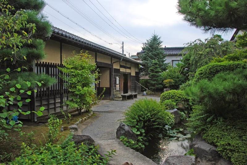 tipico giardino giapponese