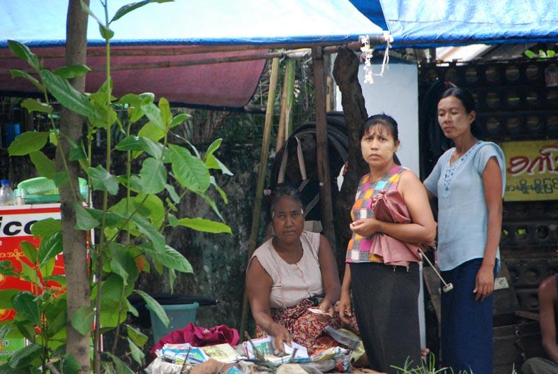 andare in myanmar