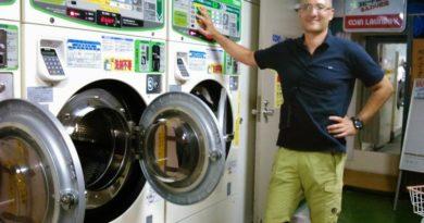 lavatrice a gettone