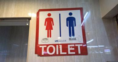 Toilette a Giacarta