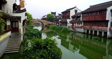 L'ultimo canale di Sganghai