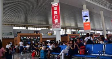 come si prendono i treni in Cina
