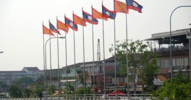Come entrare in Laos via terra