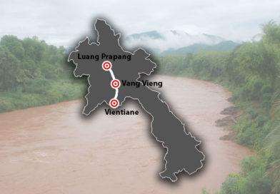 itinerario in Laos