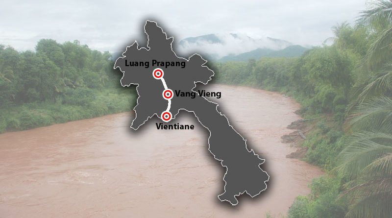 itinerario in Laos