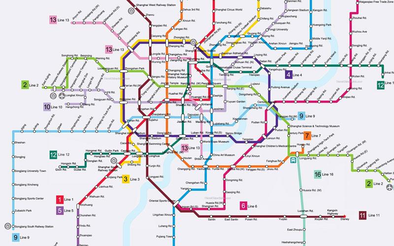 Come perdere la moglie nella metro di Shanghai