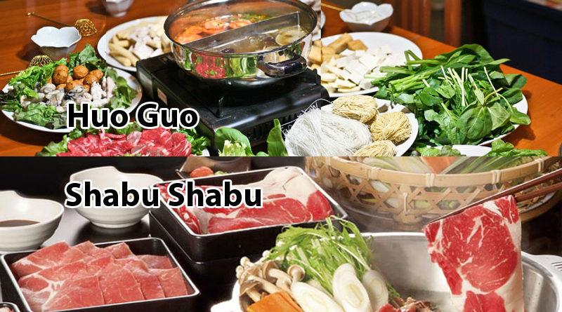shabu shabu contro huo guo