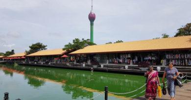 mercati galleggianti di Colombo