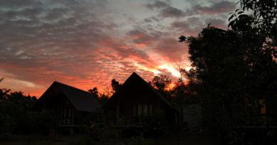 al buio in Sri Lanka
