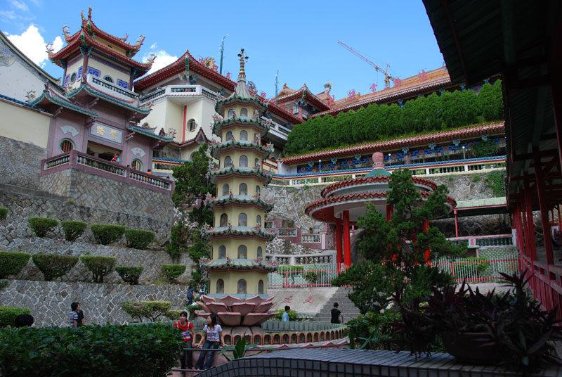 Il tempio buddista Kek Lok Si