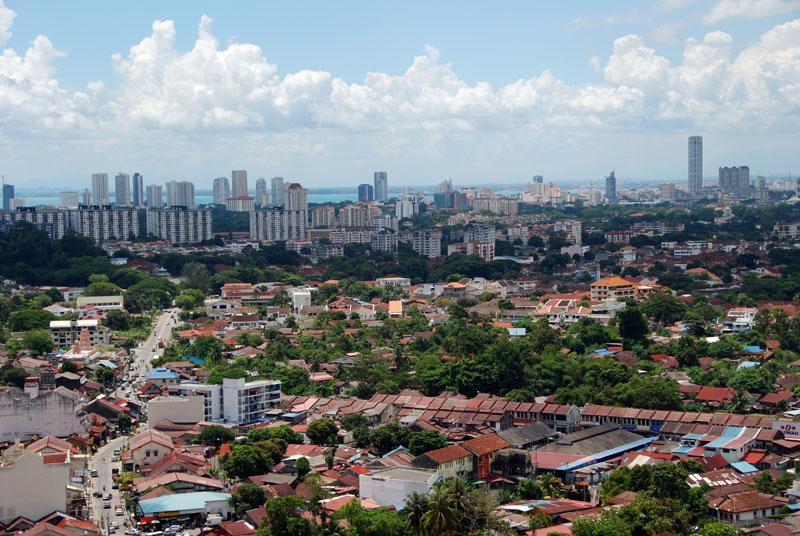 Panorama di Penang