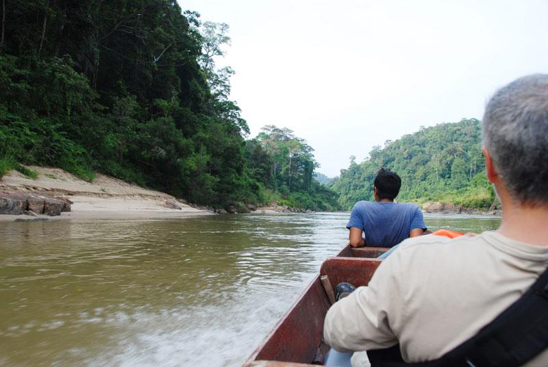 Escursione sul fiume Tembelling