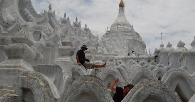 Templi e monasteri di Mandalay