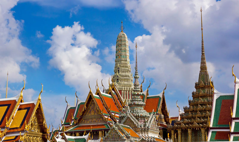 andare in Thailandia