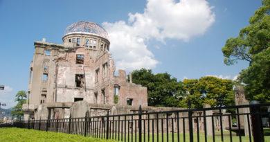 andare a Hiroshima
