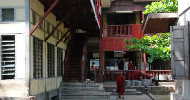 monastero di Mahagandayon
