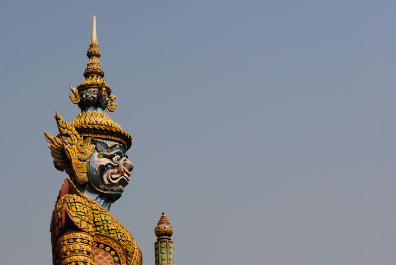 Quanti giorni stare in Thailandia