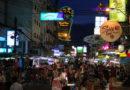 una notte a Khao San Road