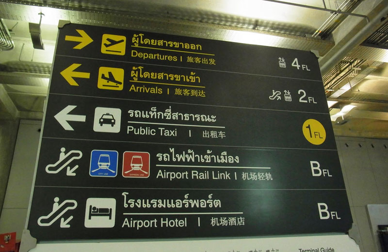 Come arrivare a Bangkok