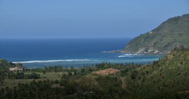 spiagge di Kuta Lombok