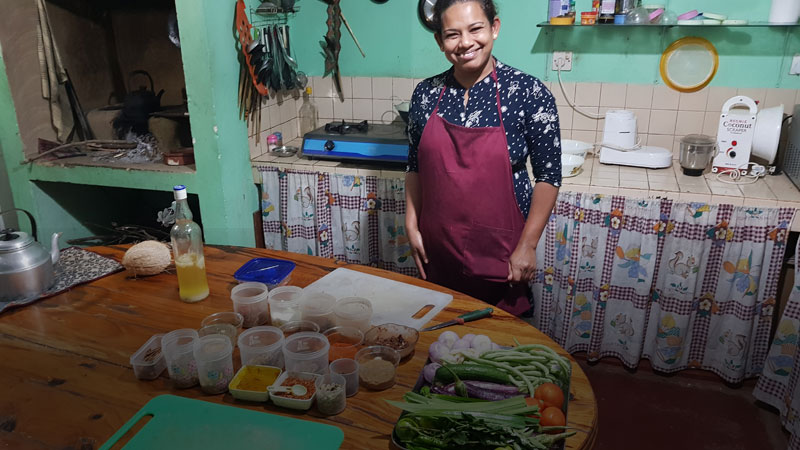 cucina cingalese