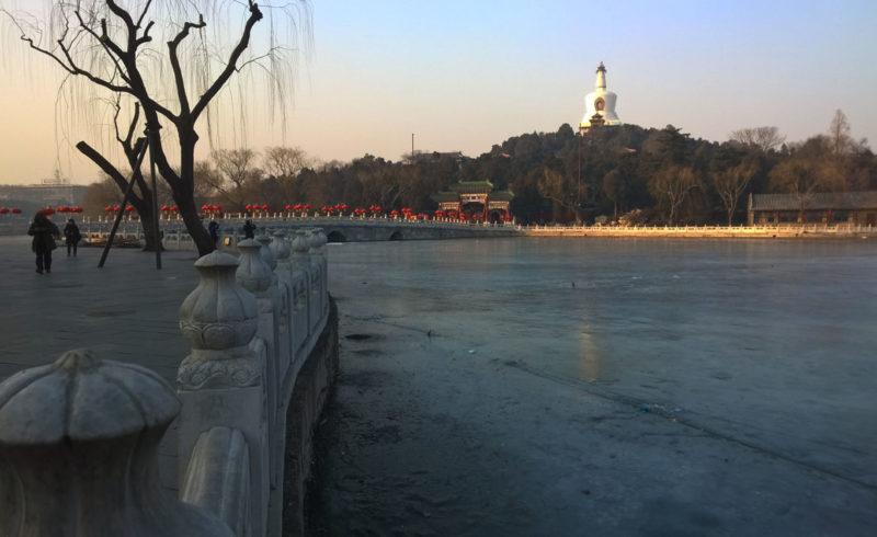 Isola di Qiongdao, Pechino