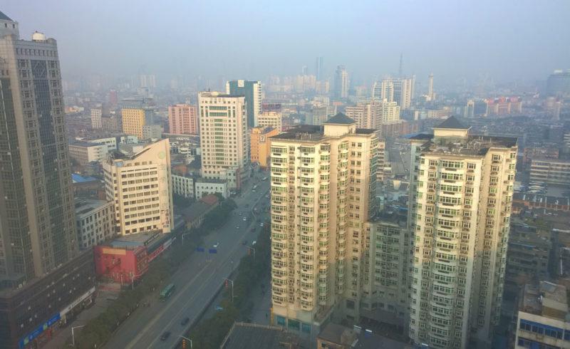 Panorama di Nanchang