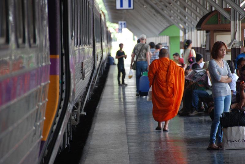 Da Bangkok ad Ayutthaya
