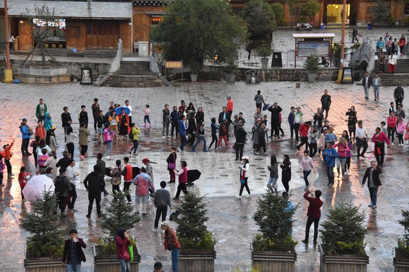 Le danze tibetane di Shangri-La