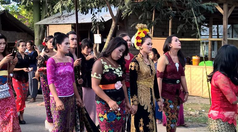 Matrimonio a Kuta Lombok