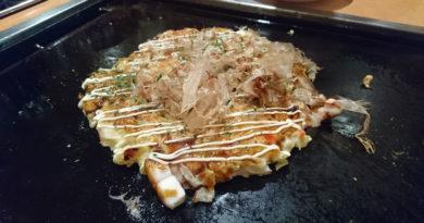 okonomiyaki di Miyajima