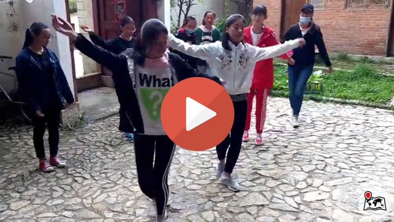 danze tibetane a shangri-la