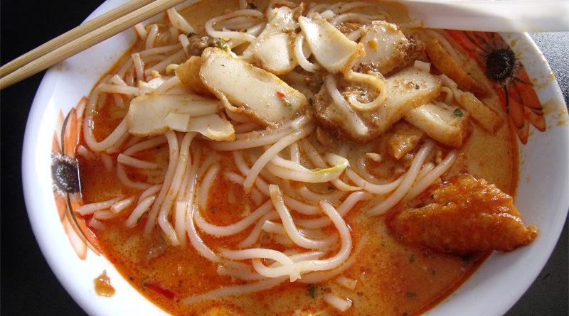 laksa al curry