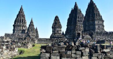 templi di Prambanam