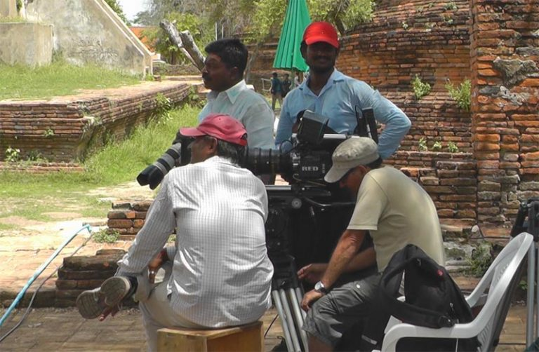 Bollywood ad Ayutthaya