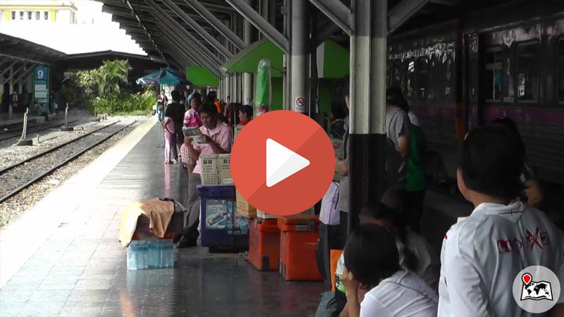 La stazione Hua Lamphong