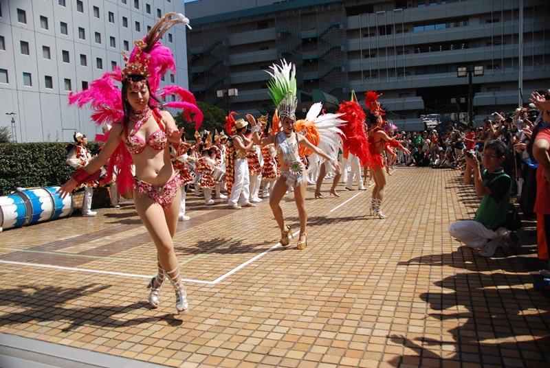 Ballerine di Samba