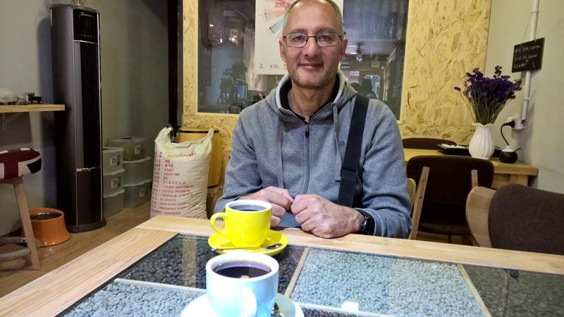 Il caffè dello Yunnan