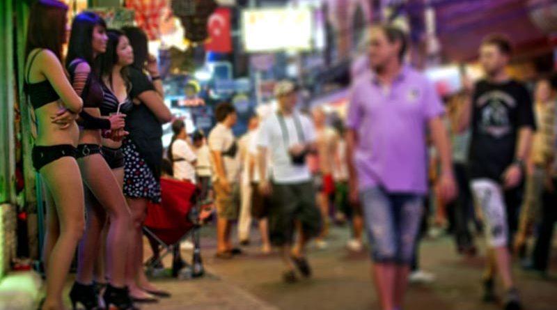 Prostituzione in Thailandia