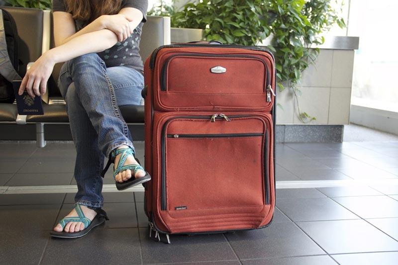 valigia o trolley