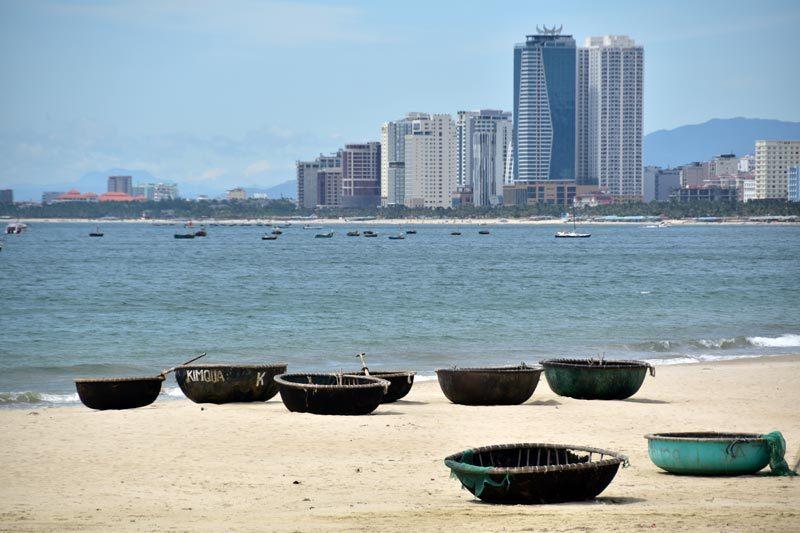 Spiaggia di Da Nang