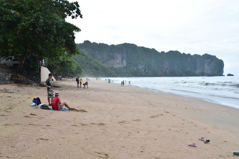 Litorale di Ao Nang, Krabi