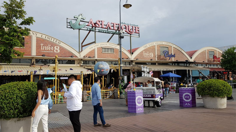 Asiatique street food