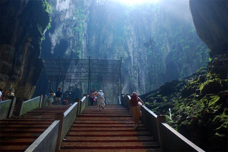 L'ultima caverna delle Batu Caves