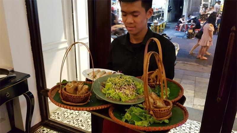 Spring rolls vietnamiti